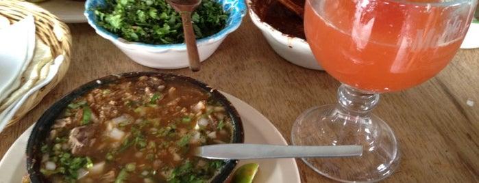 """Birria """"El Michoacano"""" is one of Mexico City."""