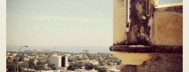 Fuerte de San Antonio de la Eminencia is one of Sitios Históricos y Culturales de Cumaná.