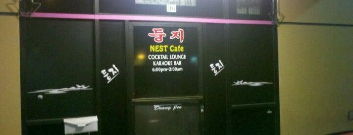 Nest Cafe is one of Posti che sono piaciuti a Robin.