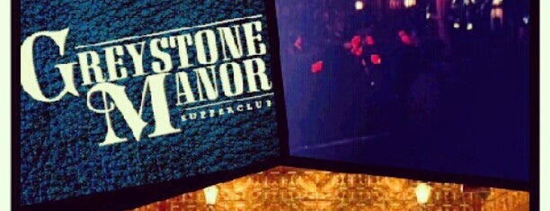 Greystone Manor is one of Favorite Places in LA.