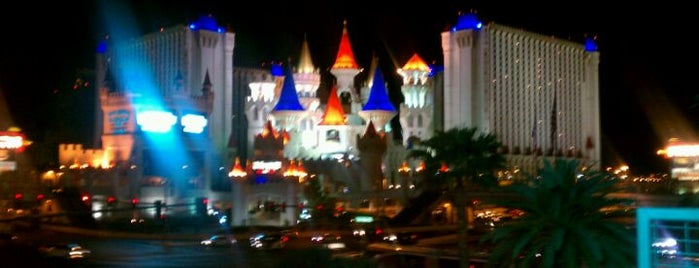 Excalibur Hotel & Casino is one of Entertain Me at the Pyramid!.