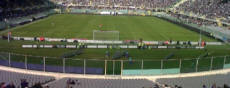 Stadio Comunale Artemio Franchi is one of 101 posti da vedere a Firenze prima di morire.