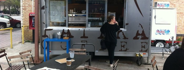 Patika Coffee is one of Food Trucks.