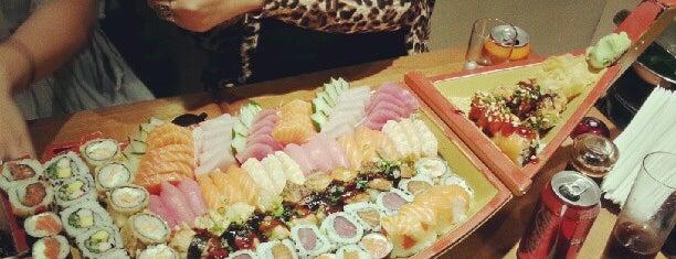 Kaiten Sushi Bar is one of Restaurant Week 2013 - Rio de Janeiro.