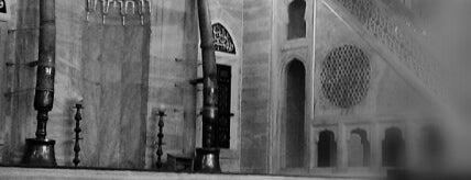 Edirnekapı Mihrimah Sultan Camii is one of ÜSKÜDAR_İSTANBUL.