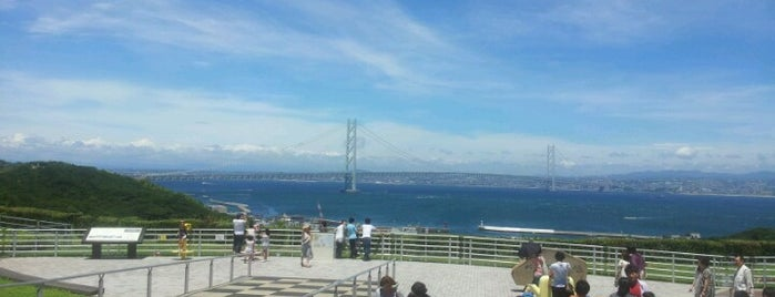 Awaji Highway Oasis is one of Lugares favoritos de Shigeo.