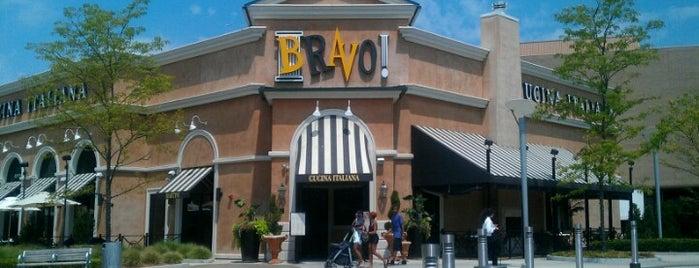 BRAVO! Cucina Italiana is one of Edward: сохраненные места.