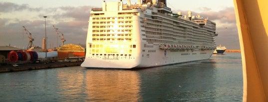Porto di Livorno is one of 🏛Рим.
