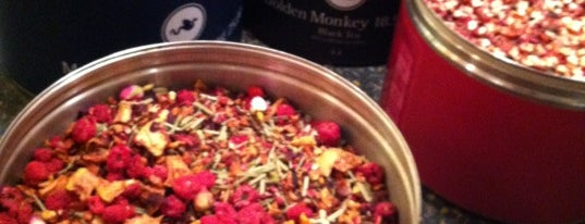 Teavana is one of All The Places I Can Think of That I've been.