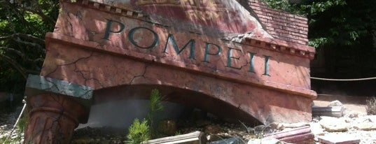 Escape From Pompeii - Busch Gardens is one of Going Traveling!.
