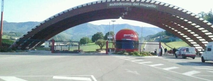 Autodromo Internazionale Del Mugello is one of MotoGP Circuits ( Racetracks ).