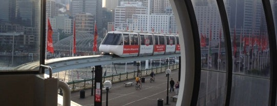 Monorail Station (Harbourside) is one of Sydney.