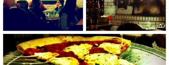 Lombardi's Coal Oven Pizza is one of Joe's List - Best Of New York City.