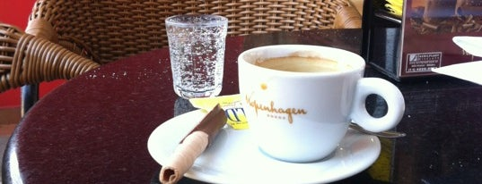Kopenhagen is one of Cafes Vila Madalena.