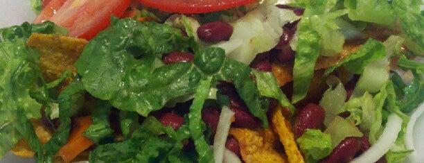 Basic 4 Vegetarian Snack Bar is one of Favorite Vegan/Vegan Friendly Spots.