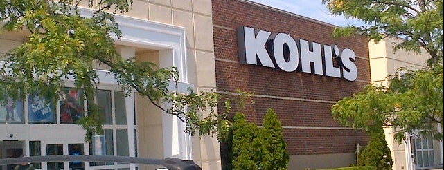 Kohl's is one of Locais curtidos por Tim.