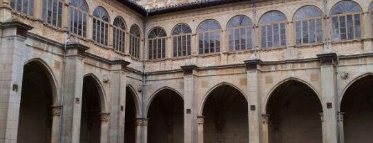 Monasterio De Irache is one of Reyno de Navarra, Tierra de Diversidad.