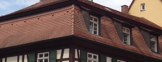 Altstadt Bamberg is one of Die beliebtesten deutschen Denkmäler.