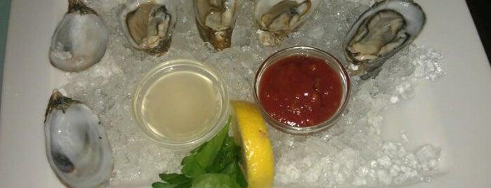 Seastar Restaurant & Raw Bar is one of 2012 MLA Seattle.