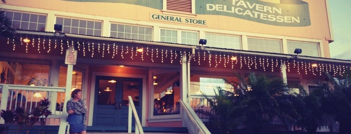 Hali'imaile General Store is one of Eating and hanging out in Maui.