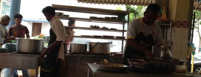 Merlin Nasi Kandar is one of Penang.