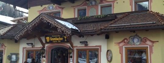 Bar La Stua is one of สถานที่ที่ Martina ถูกใจ.