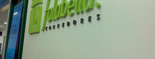 Falabella is one of Minha Santiago (Chile).