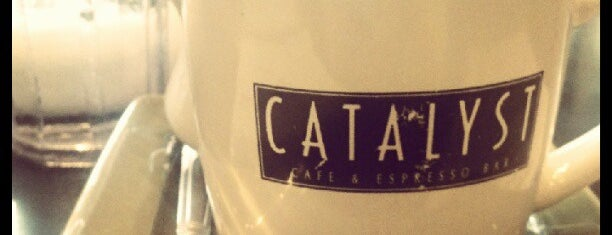 Catalyst Cafe & Espresso Bar is one of Missoula - to visit.