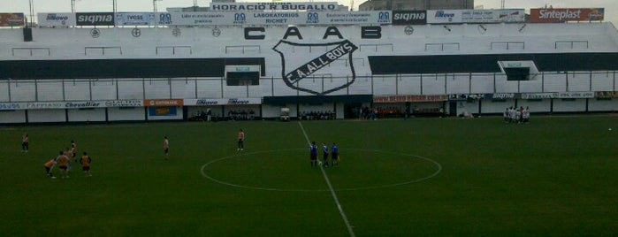 Estadio Islas Malvinas (Club Atlético All Boys) is one of Argentina football stadiums.