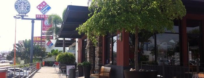 Starbucks is one of Tempat yang Disukai GIlberto.