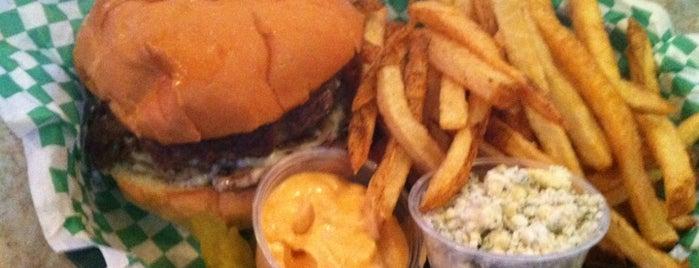 Casper & Runyon's Nook is one of best burger joints.