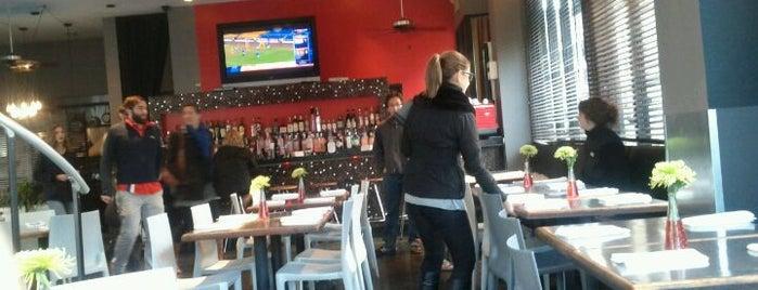 Panta Rei Restaurant is one of Orte, die Andrej gefallen.
