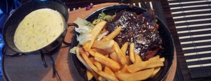 Steak House is one of Lieux qui ont plu à Boris.