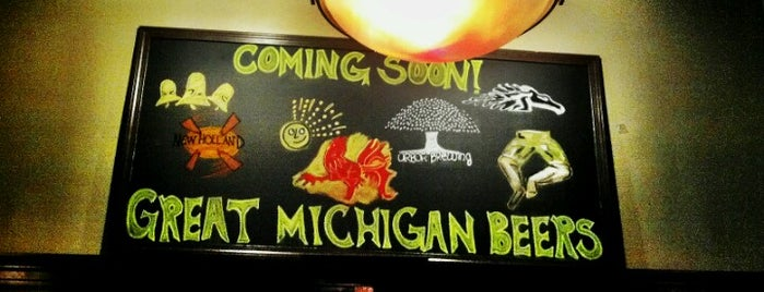 Midtown Brewing Company is one of Michigan Breweries.