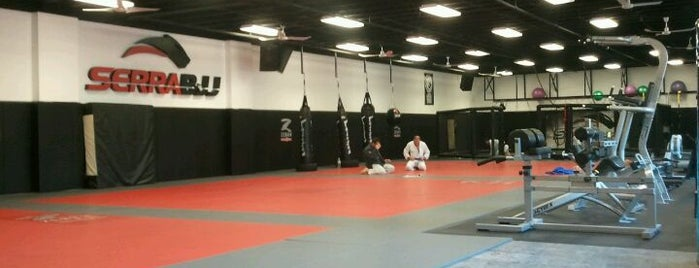 Serra BJJ is one of Brazilian Jiu-Jitsu.