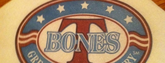 T-Bones Great American Eatery is one of Best of Salem, NH.