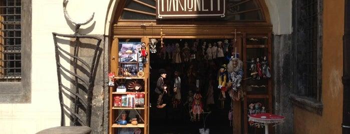 Marionette Shop is one of Prag.