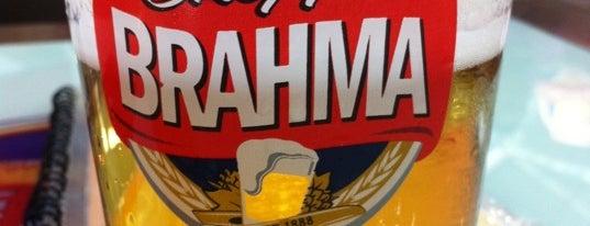 Quiosque Chopp Brahma is one of Posti che sono piaciuti a Romulo.