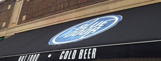 Blue Door Pub St. Paul is one of Top 10 Happy Hours in the Twin Cities!.