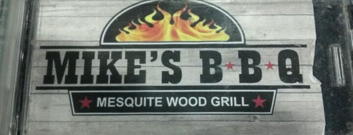 Mike's BBQ is one of สถานที่ที่บันทึกไว้ของ TheDL.