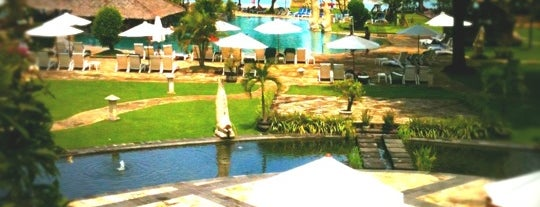 Discovery Kartika Plaza Hotel is one of Hotel History.
