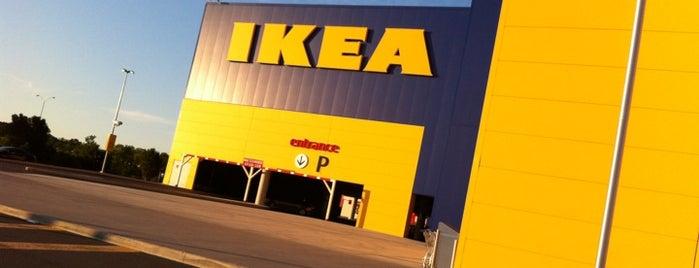 IKEA is one of Tempat yang Disukai Adina.