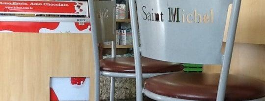 Panificadora e Confeitaria Saint Michel is one of CWB - As Melhores Coxinhas.