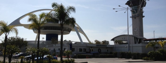 Los Angeles International Airport (LAX) is one of I Love Airports!.