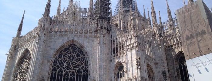 Duomo di Milano is one of Around the World.