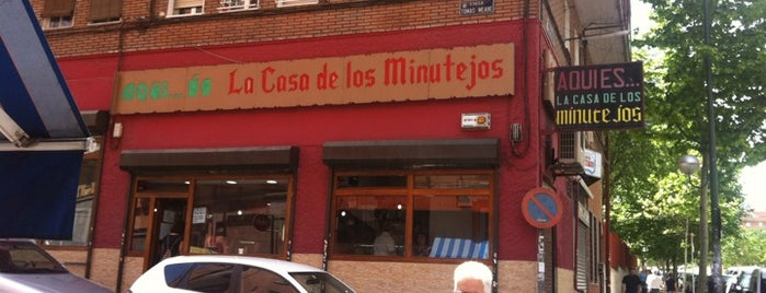 La Casa de los Minutejos is one of Locais curtidos por m.