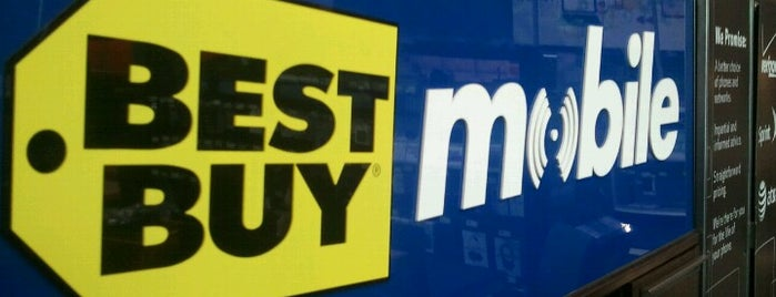 Best Buy is one of Lieux qui ont plu à Jingyuan.