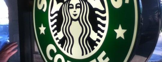 Starbucks is one of SumofJb'sFavs.