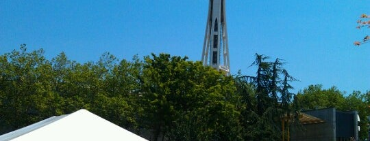 Seattle Center is one of All-time favorites in United States (Part 1).