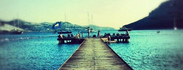 Xuma Beach is one of Bodrum.